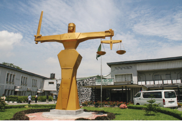 Image result for nigerian court